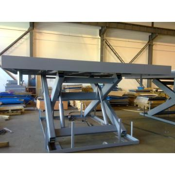 Warehouse lift table hydraulic