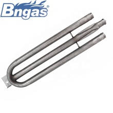 Gas bbq burner parts U shape burner