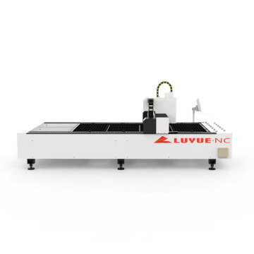 Chinese CNC Cypcut Fiber Laser Cutter With Exchange-Platform