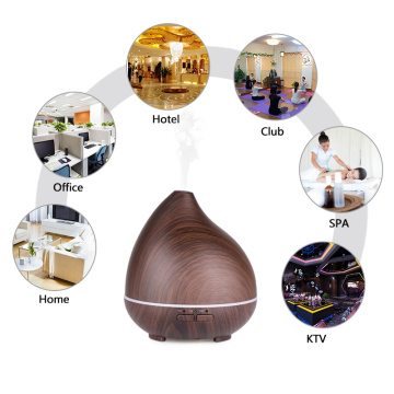 Ultrasonic Air Mist Aromatherapy Diffuser Fragrance oil