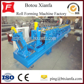 Galvanized Steel U Purlin Roll Forming Machine