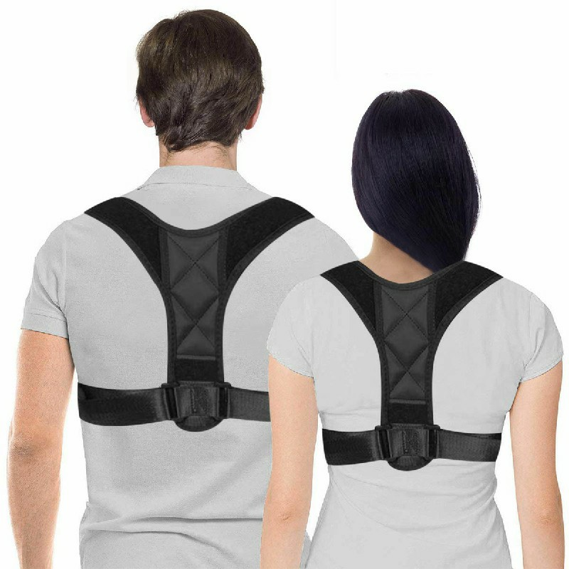 Back and Shoulder Brace