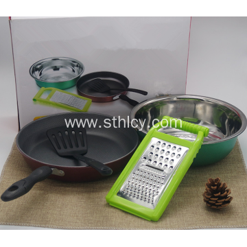 Stainless Steel All-purpose Kitchen Utensils Set