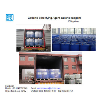 cationic reagent QUAT 188 for cationic starch