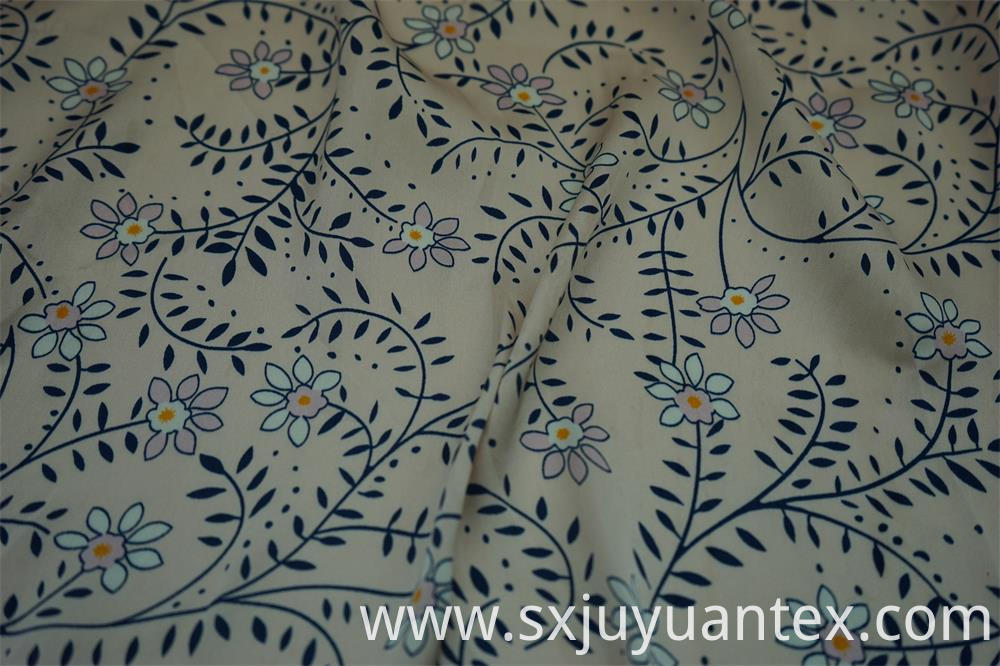 Sea Island Hammer Satin Fabric