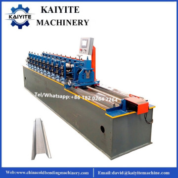 Gypsum Board Ceiling Furring Channel Forming Machine