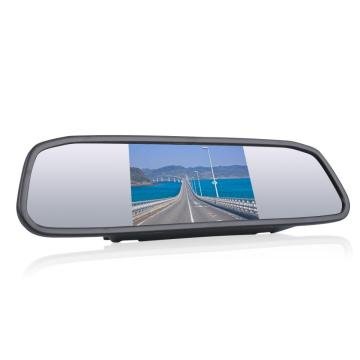 4.3inch Reversing Display Rear View Mirror Monitor