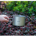 Single-layer Titanium Cup Outdoor