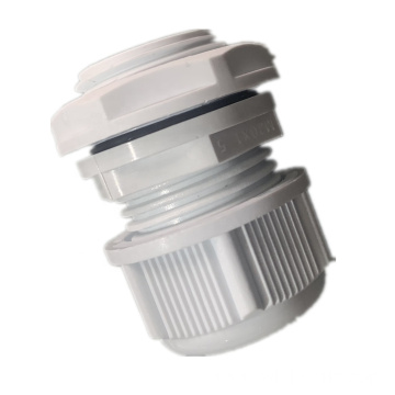 PG7 ip68 plastic nylon cable gland waterproof