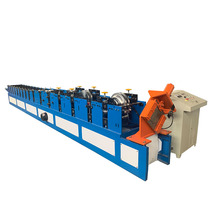 5 and 6 Inch Rain Gutter Making Machine