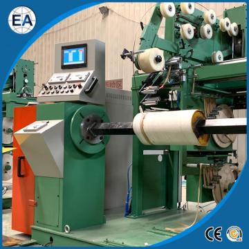 Automatic Transformer Coil Wire Winding Machine