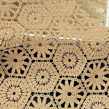 Dobby / Guipure Chemical Lace Embroidery Fabric