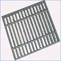 Serrated Pressure Welded Steel Grating