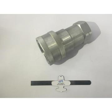 40 Pipe Size ISO7241-B Female Quick Coupling
