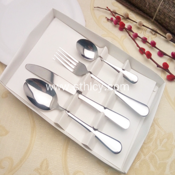 Stainless Steel Tableware Gift Set