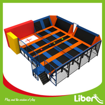Professional Indoor Trampoline Park Design