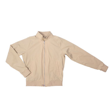 Male stretch nylon jacket
