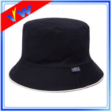 Custom Logo Cotton Plain Double-Faced Bucket Hat