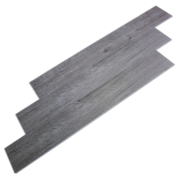 Gray Simple Traditional SPC Flooring Waterproof