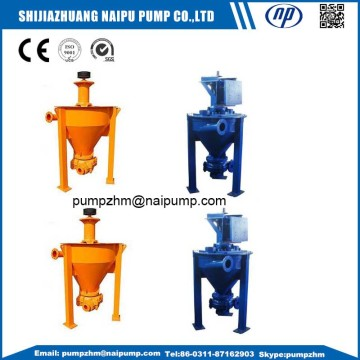 Vertical Mineral Slurry Pump froth pump