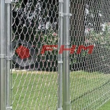 Chain Link Fence Used for Sports Field