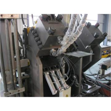 CNC Punching Shearing and Marking Machine for Steels