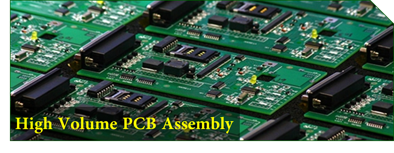 High Volume PCB Assembly | JHYPCB