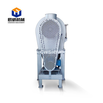 high yield centrifugal sifter for wood chip
