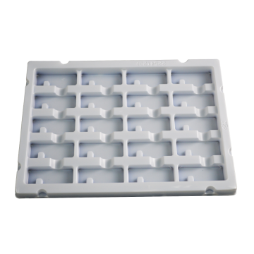 precision electronic automation thermoforing blister tray