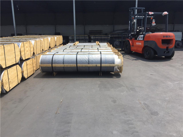 UHP200 250 Length 1800mm 2700mm Graphite Carbon Electrode