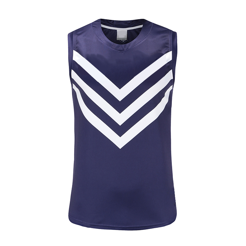 Soccer Wear Vest Purple