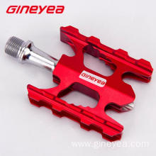 Bike Pedal Anodized Aluminum Pedals Gineyea K-320