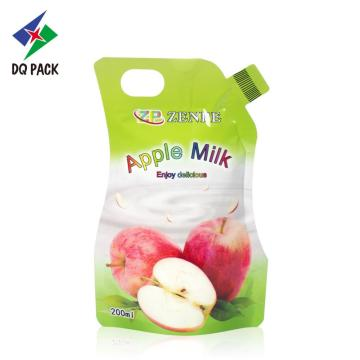 Cheap juice pouch injection package bag