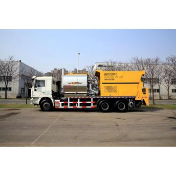 construction gravel seal truck