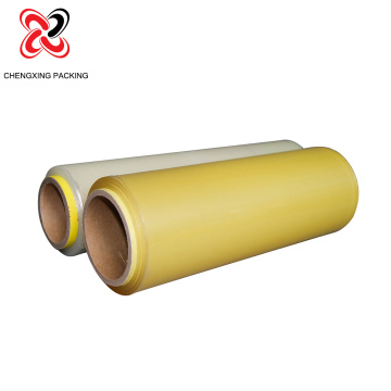 PVC cling film for food wrap