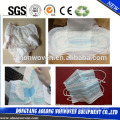 Plastic PP Spunbond nonwoven fabric making machine with low price