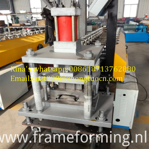 shutter door roll forming machine 4