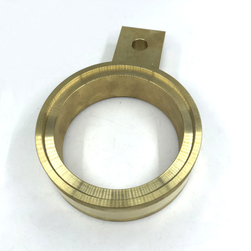Rapid Brass Precision Turned Components