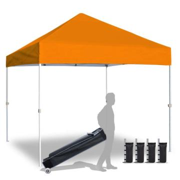 Great vendor 10x10 straight leg canopy party tent