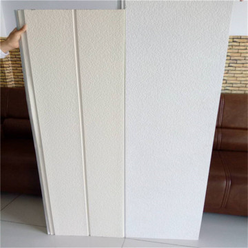 External insulation foam metal embossed wall panels