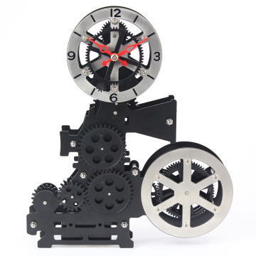 The Projector Gear Table Clock