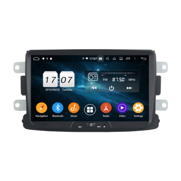 Infotainment Android ar gyfer Duster 2014-2016 Deckless