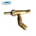 Gas safety on/off valve gas grill valves