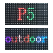 P5mm outdoor 32x64pixel SMD2727 Stage LED module; Screen unit panel;module size:160mm*320mm;Scan Mode:1/8 Scan