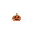 10pcs Cartoon Grimace Pumpkin Enamel Charms Pendants For Unisex DIY Bracelet Earrings Jewelry Making Accessories Halloween Gifts