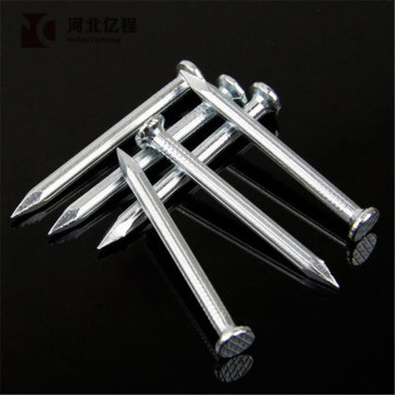 Cheap Galvanized hardened steel concrete steel nails