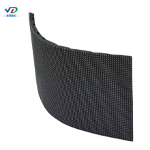 PH2 flexible led screen/soft led display