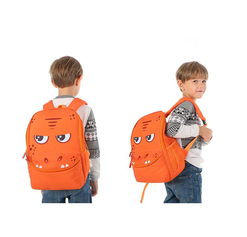 Animal backpack children's bag boys' kindergarten (3)