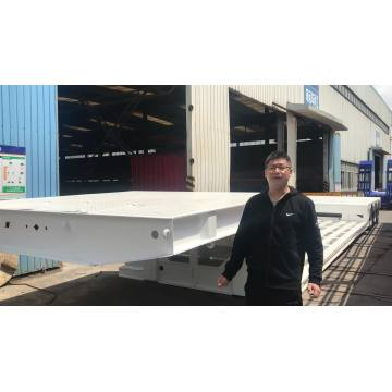 60ton 3 Axle Lowbed Trailer