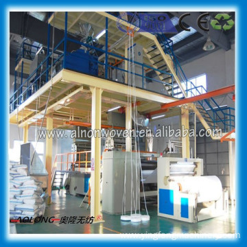 SS PP SPUNBOND NONWOVEN MAKING MACHINE